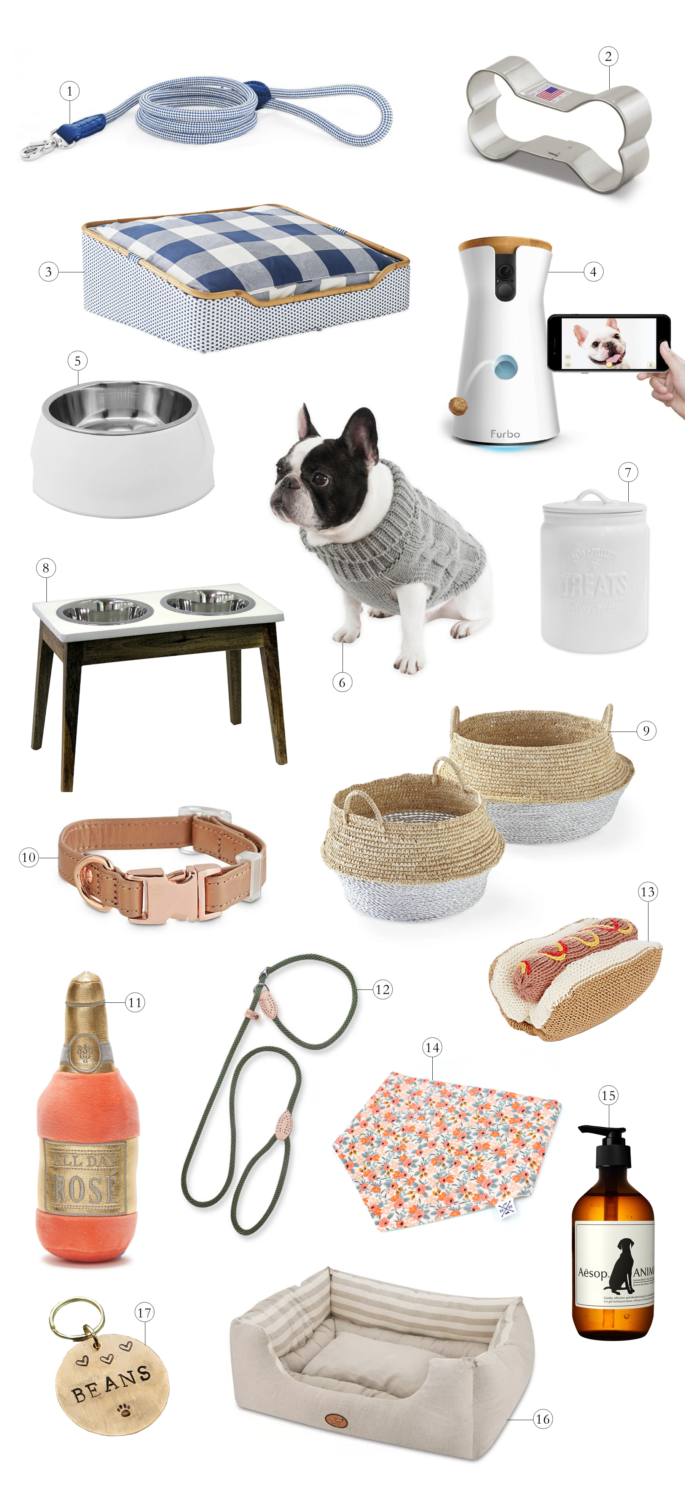 The Cutest Pet Accessories Out There Lark Linen