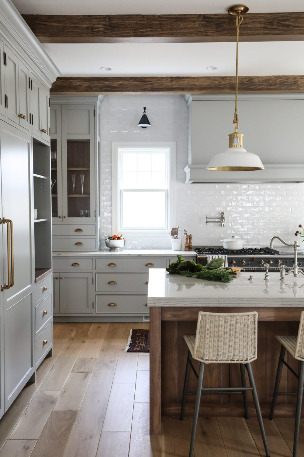 Tips For Kitchen Color Ideas: Inspiration: Wood Kitchens