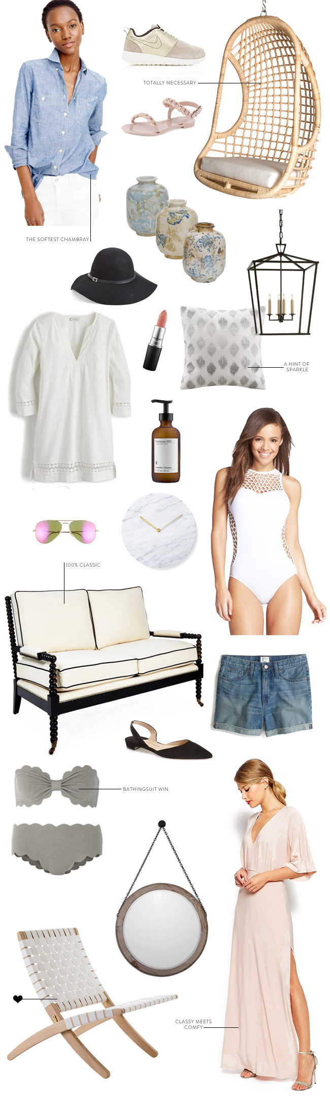 February Edit: All Things Toasty & Tropical