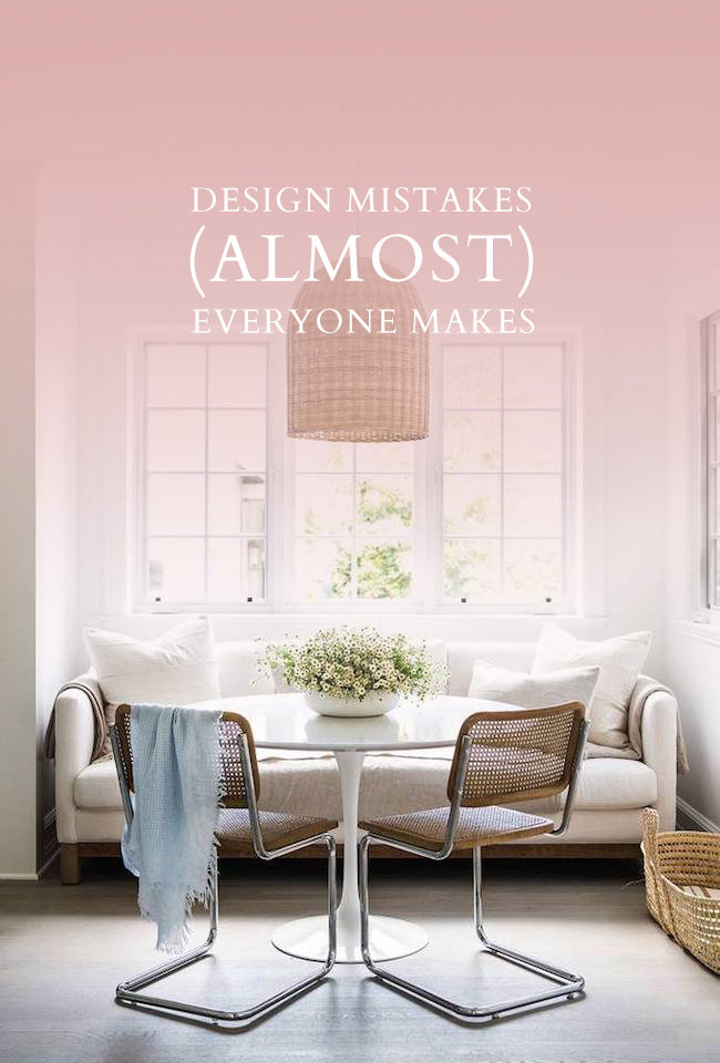 Design Mistakes That (Almost) Everyone Makes